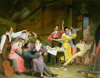 Bohème by Sebastien Dulac