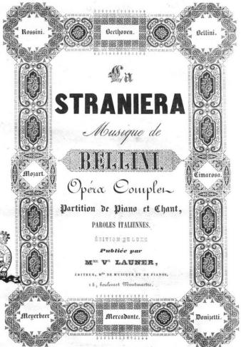 LaStraniera